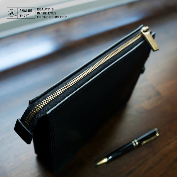 Leather Mini Clutch Bag No.1
